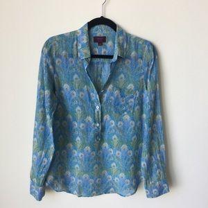 Liberty Art Fabrics blouse